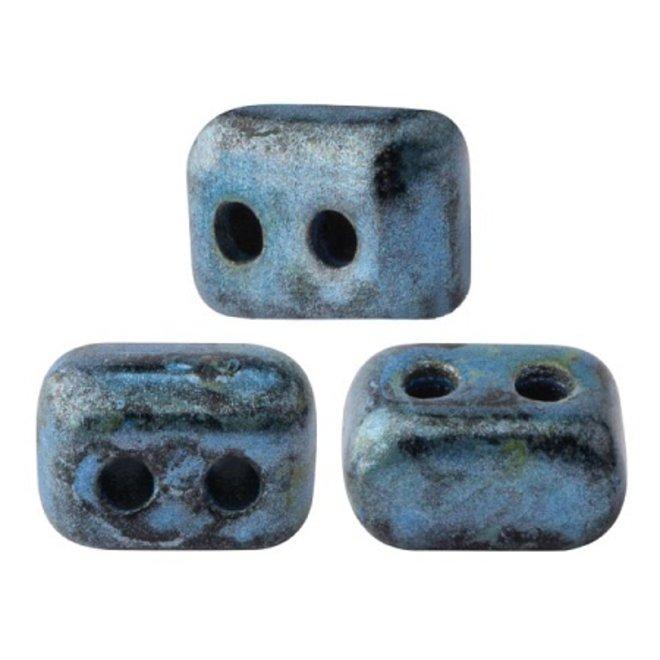Ios® par Puca® - Metallic Mat Blue Spotted