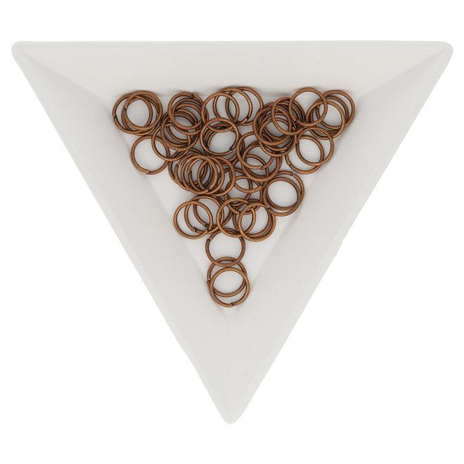 Biegeringe 7 mm – Kupfer