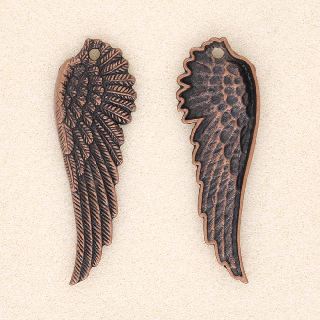 Charm-pendente Ala d'angelo