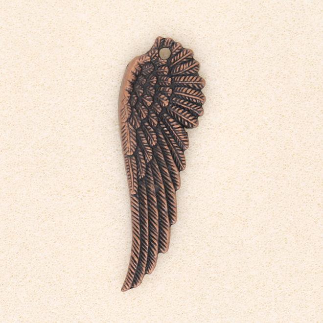 Charm-pendentif Aile d'ange