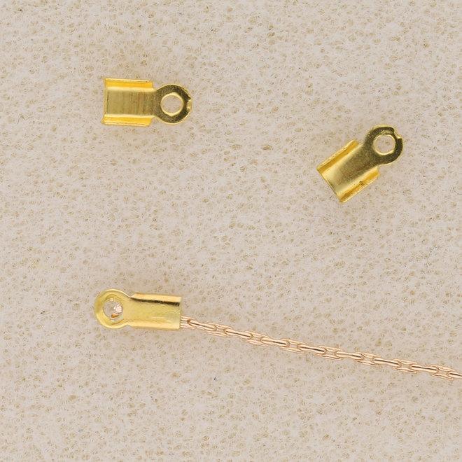 Cobra-Kette – Farbe Gold
