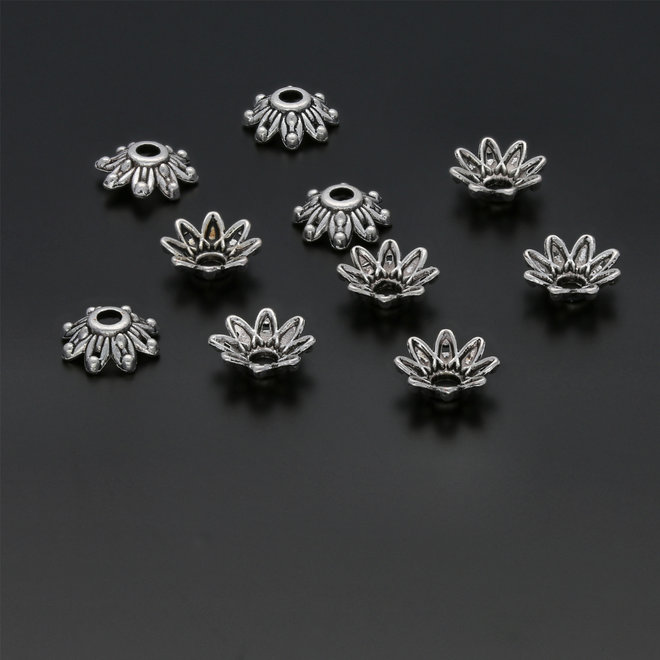 Coquilles en forme de fleur – 9 mm