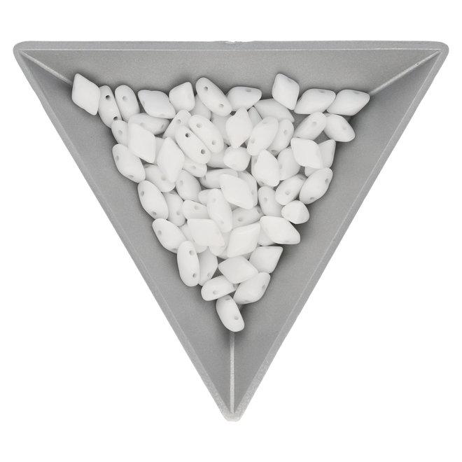 GemDuo - Opaque White
