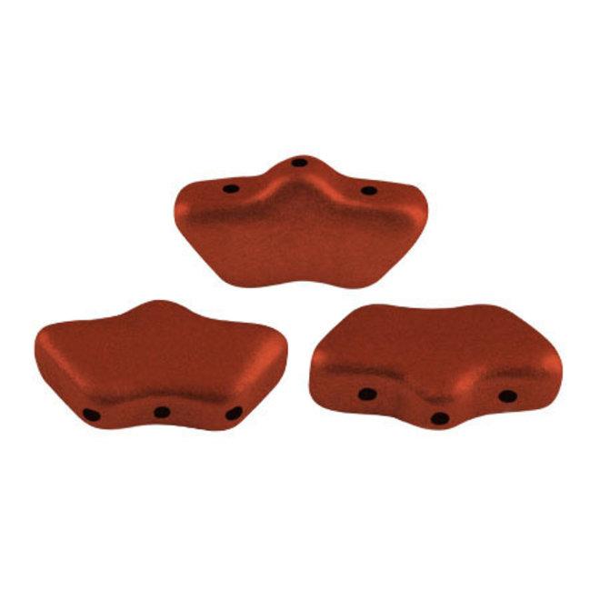 Delos® Par Puca® - Red Metallic Mat