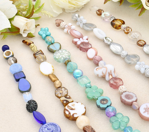 Table Cut Perlen