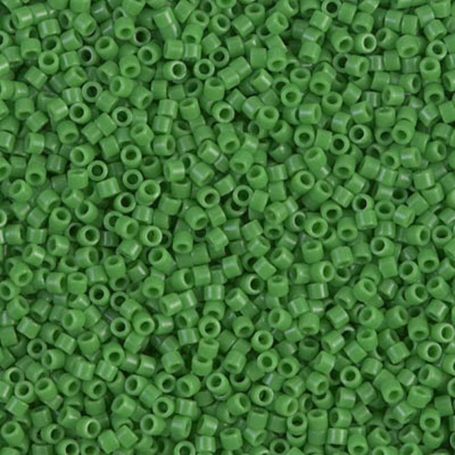 Delica 11/0 - DB724 - Opaque Pea Green