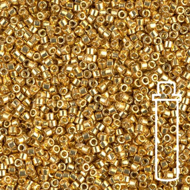 Delica 11/0 - DB1832 - Duracoat Galvanized Gold