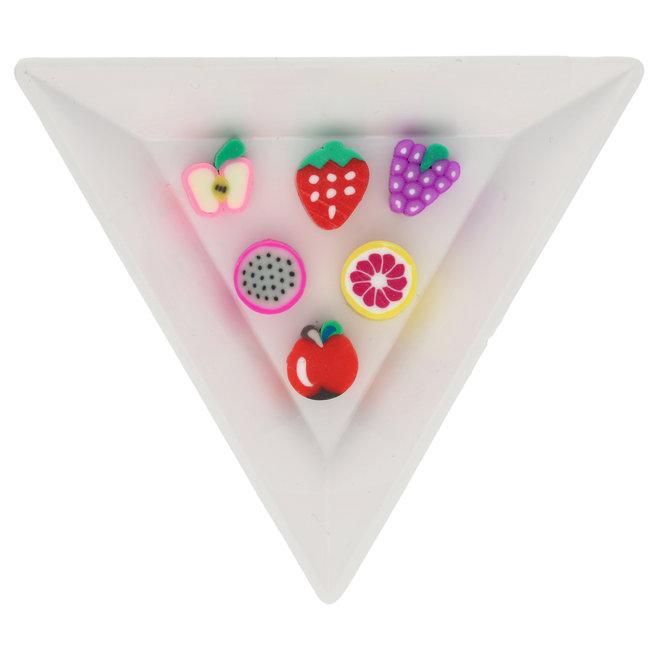 Perline in pasta polimerica (Fimo) fatte a mano – Frutta