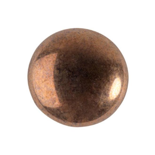 Cabochon par Puca® - 18 mm - Dark Bronze