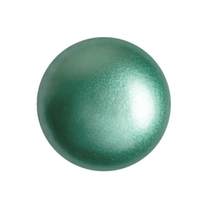 Cabochon par Puca® - 18 mm - Green Turquoise Pearl