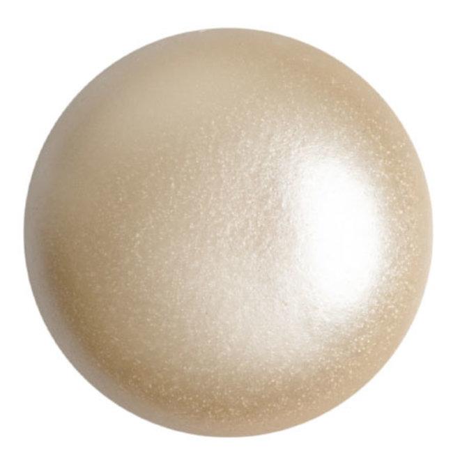 Cabochon par Puca® - 25 mm - Cream Pearl