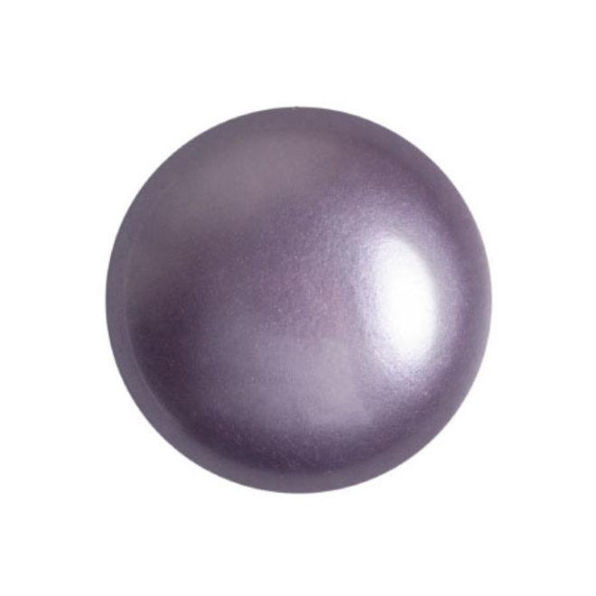 Cabochon par Puca® - 18 mm - Violet Pearl