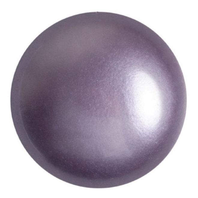Cabochon par Puca® - 25 mm - Violet Pearl