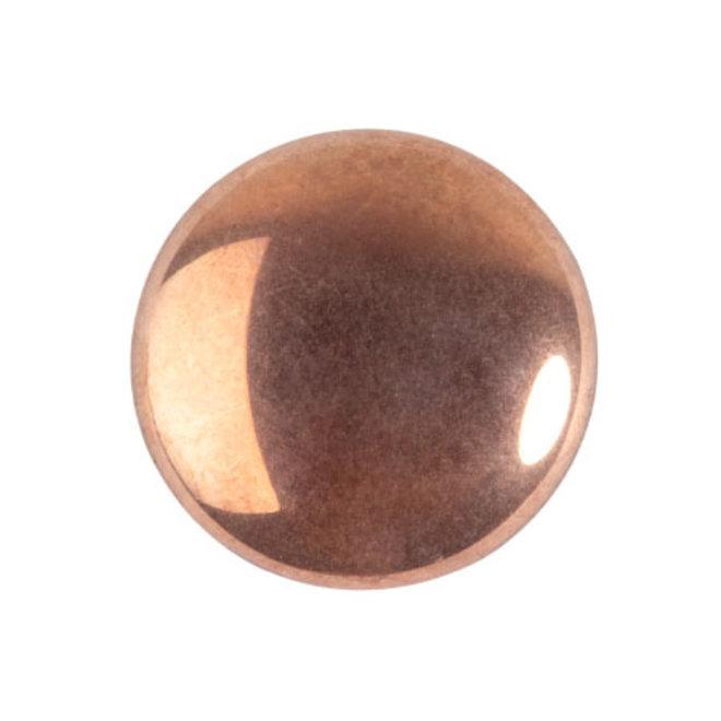 Cabochon par Puca® - 18 mm - Full Capri Gold