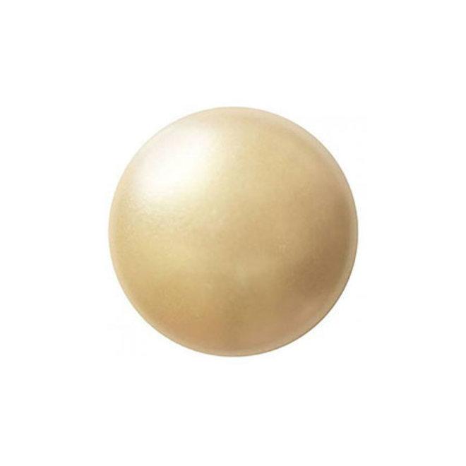 Cabochon par Puca® - 14 mm - Cream Pearl (2 pz.)