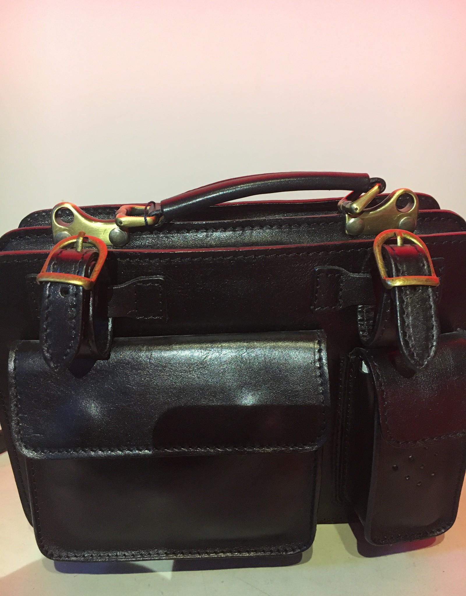 Giuliano Retro bag , real leather