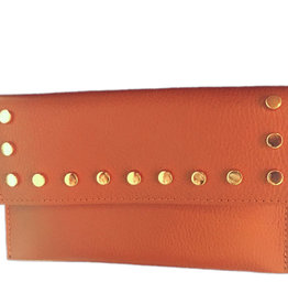 Mondieux Madame Leather bag with studs