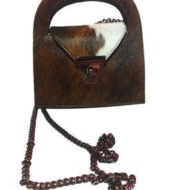 Mondieux Madame Cowskin bag