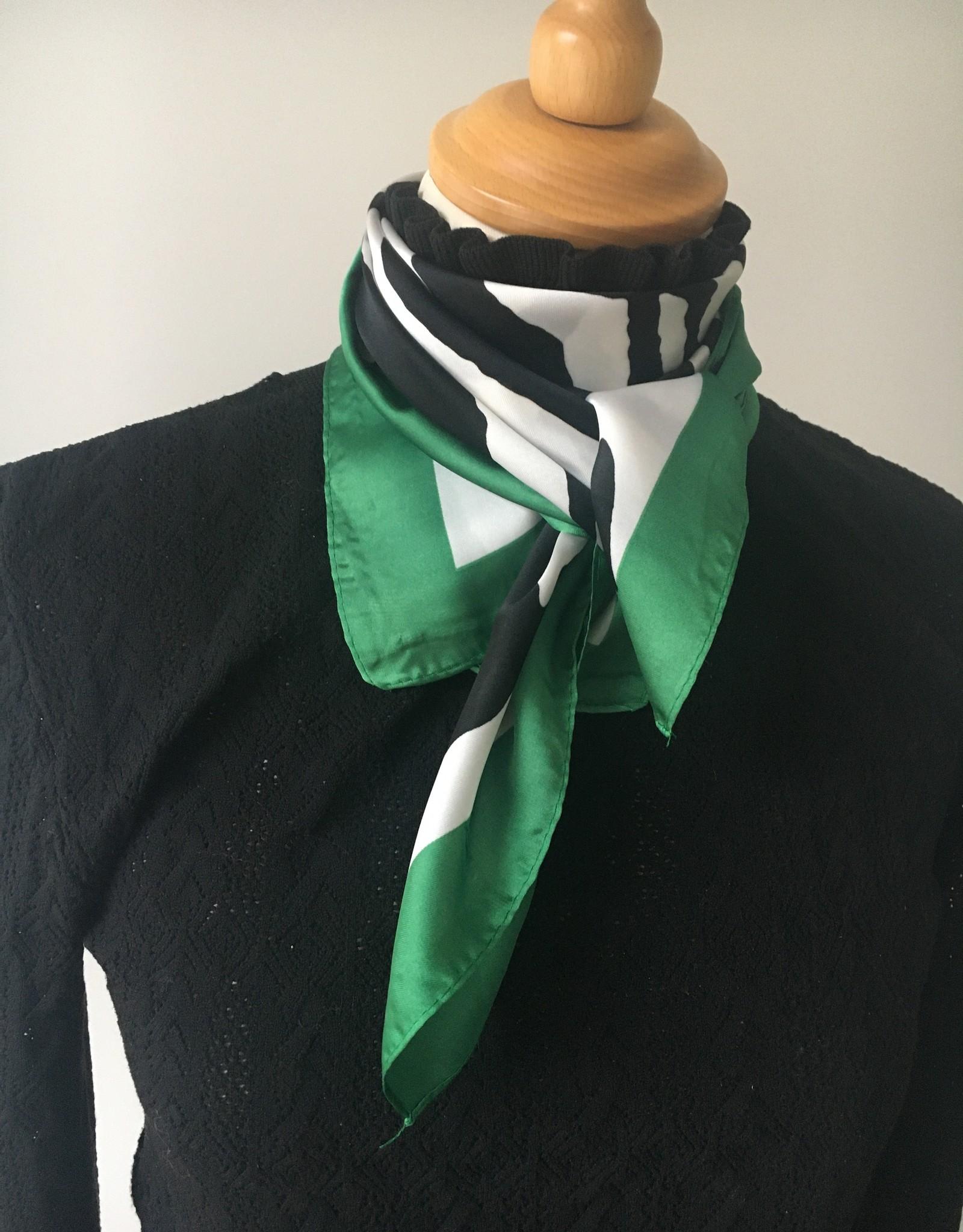 Little bandana in satin