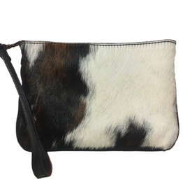 Giuliano Bag in cowleather with shoulderbelt and short belt as clutch