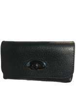 Giuliano Black leather bag