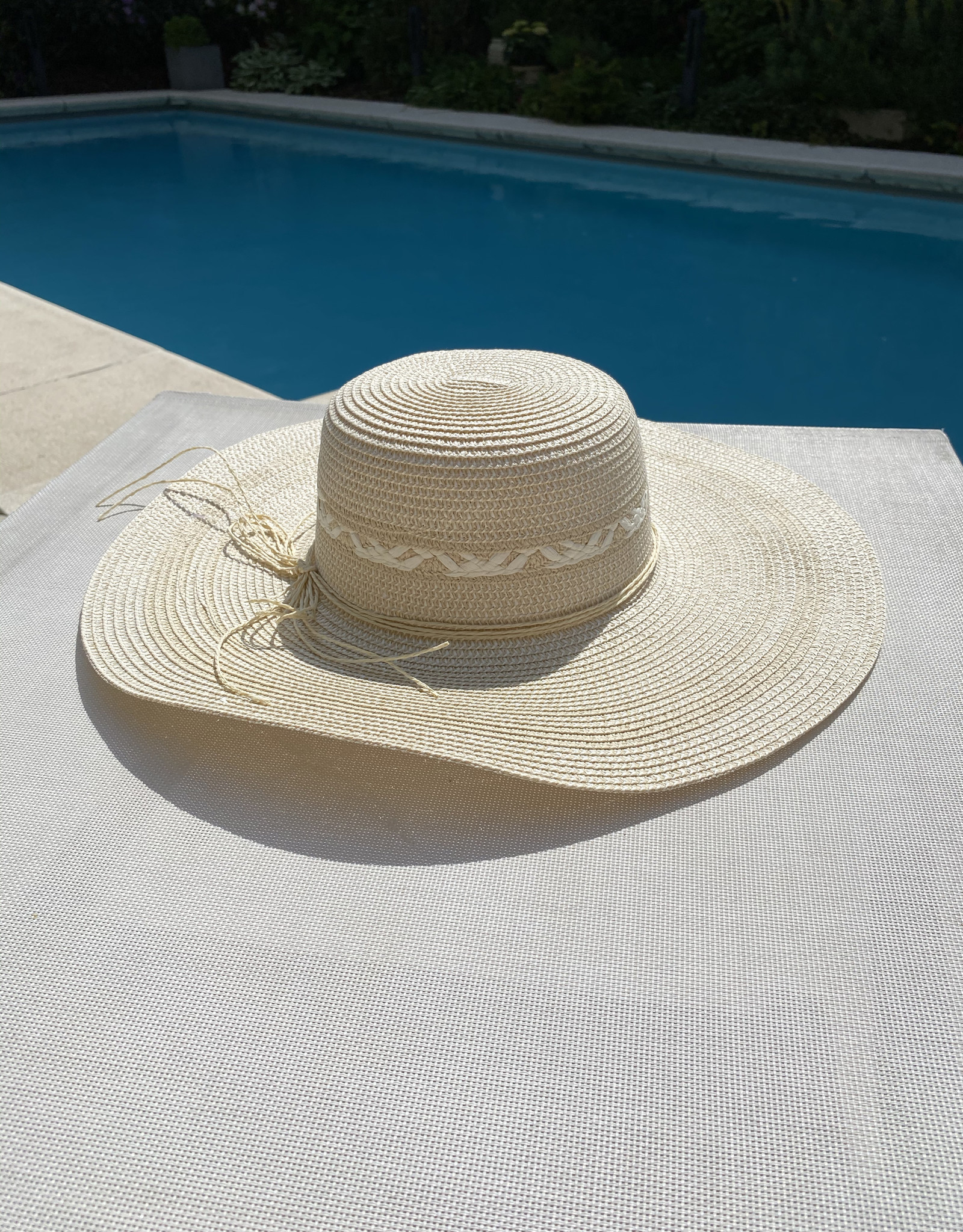 Classy styling hat
