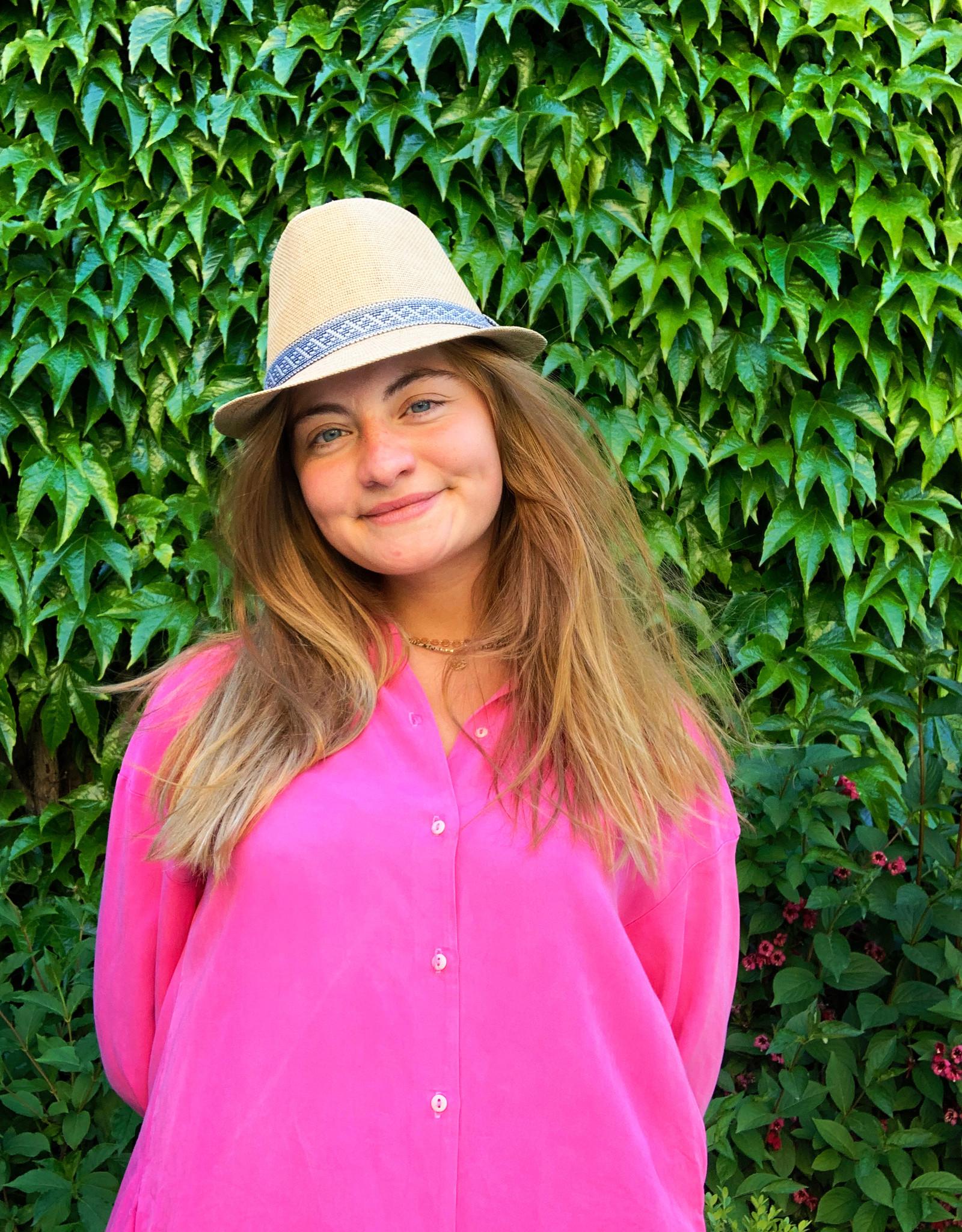 Borsalino in camel kleur