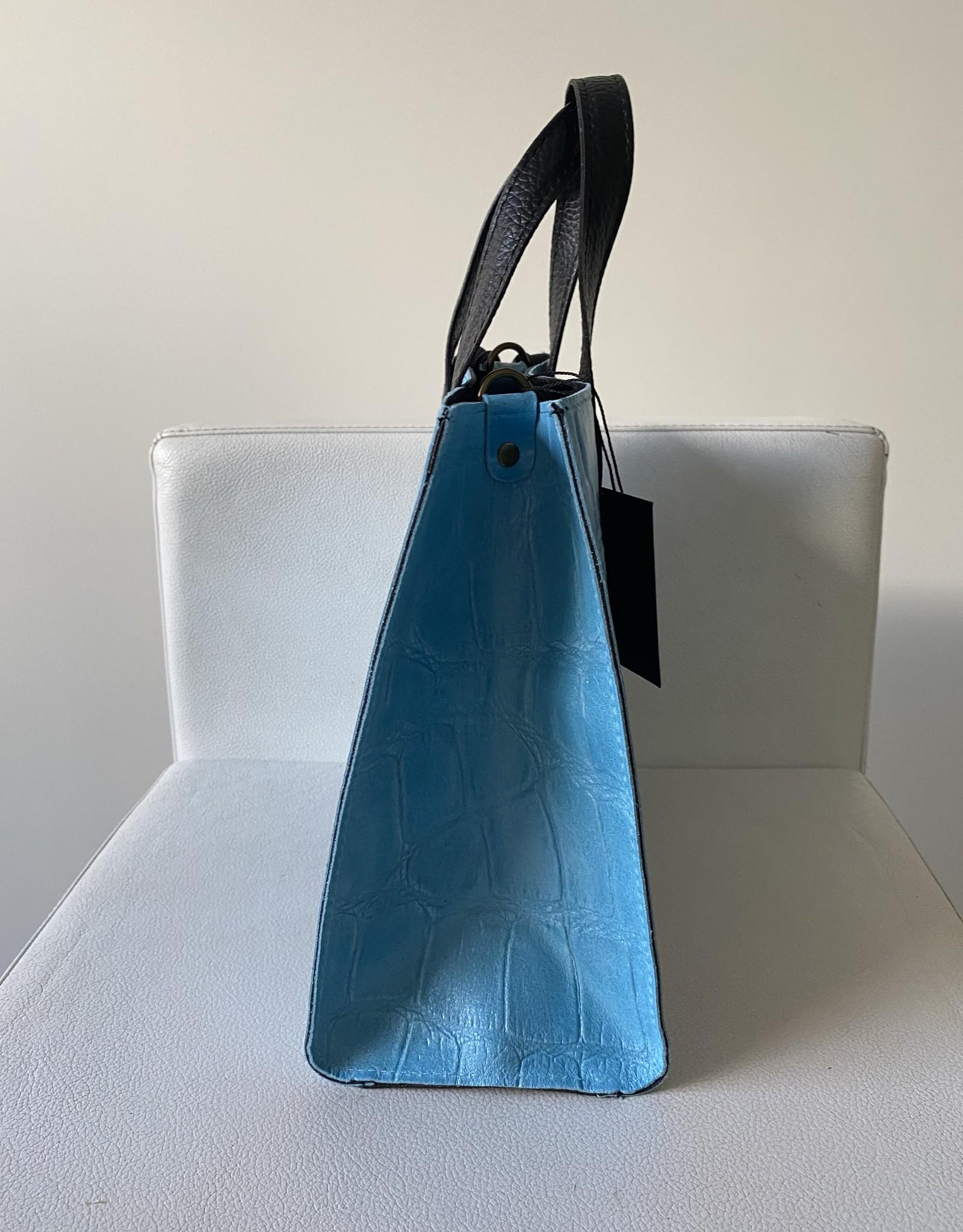 Giuliano Croco leather bag