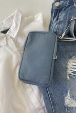 Leather phone bag