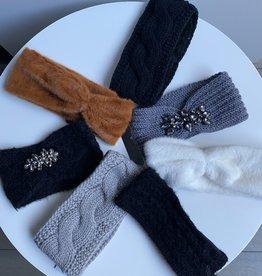 Winter haarbanden , meerdere kleuren