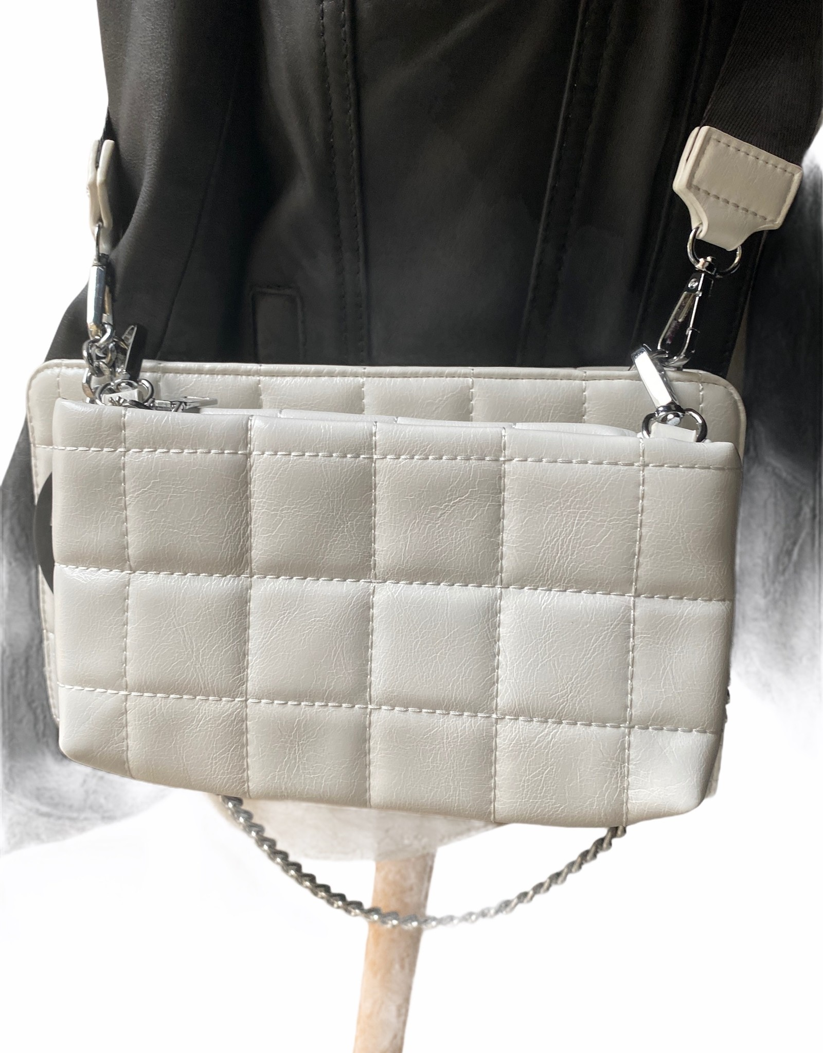 Multipochette in artificial leather
