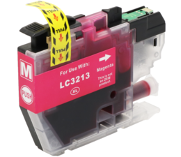 OFFICE-SHOP.BE Compatible inkt LC3213 - Magenta