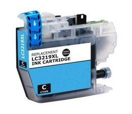 OFFICE-SHOP.BE Compatible Cartridge Brother LC3219XL C