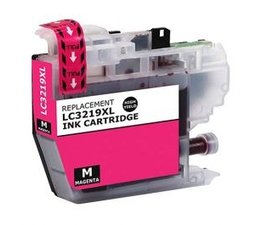 OFFICE-SHOP.BE Compatible Cartridge Brother LC3219XL M
