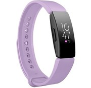 Strap-it® Fitbit Inspire silicone band (lila)
