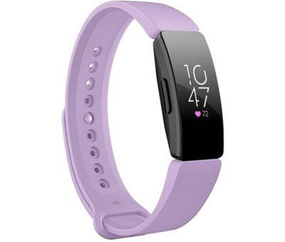 Strap-it® Strap-it® Fitbit Inspire  silicone band (lila)