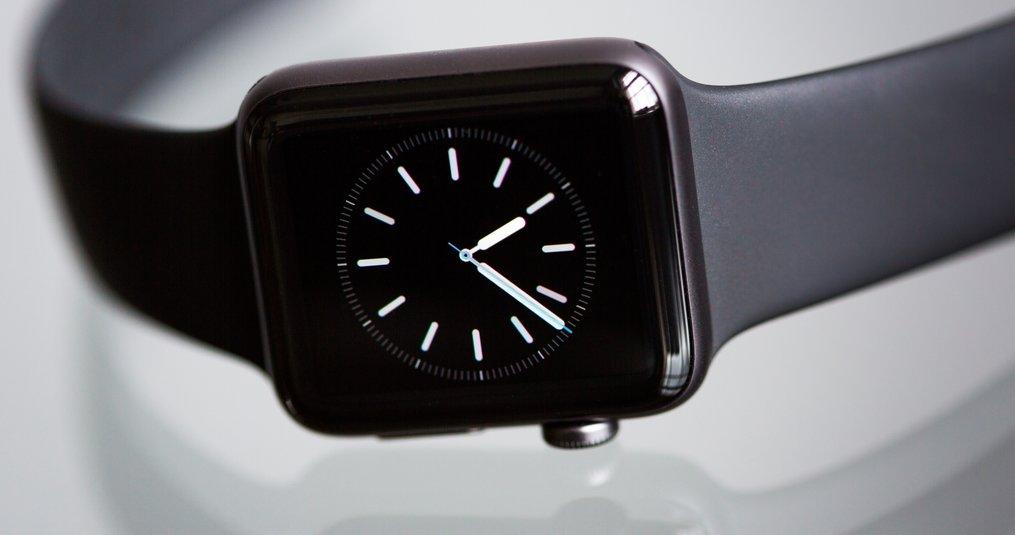 Apple Watch bandje verwisselen
