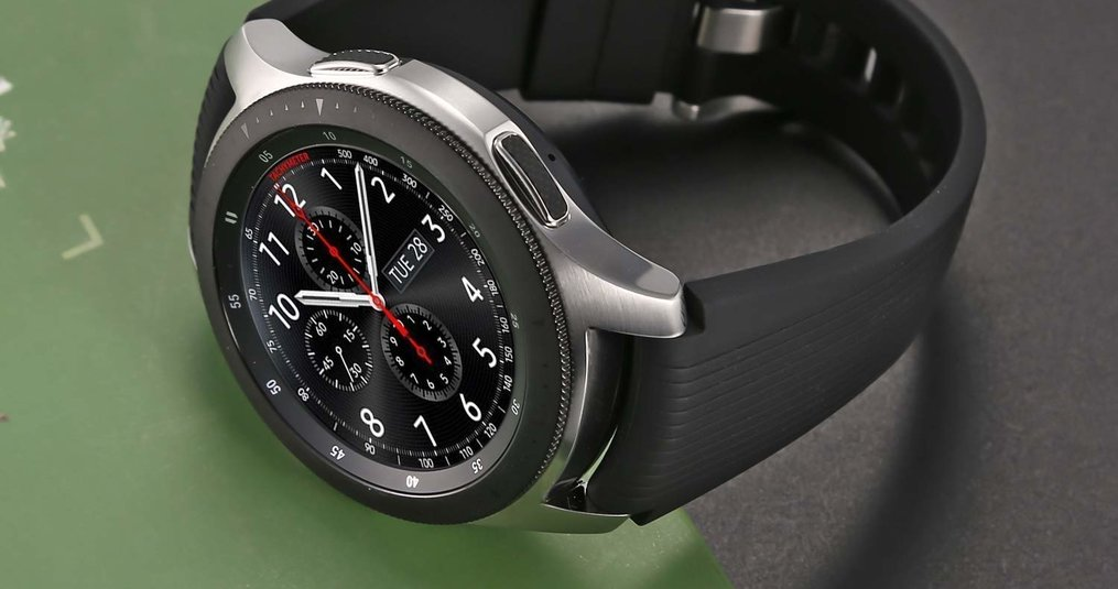 Samsung Galaxy Watch bandje verwisselen