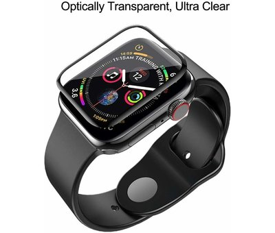 Strap-it® Strap-it® Tempered Glass Screenprotector Apple Watch