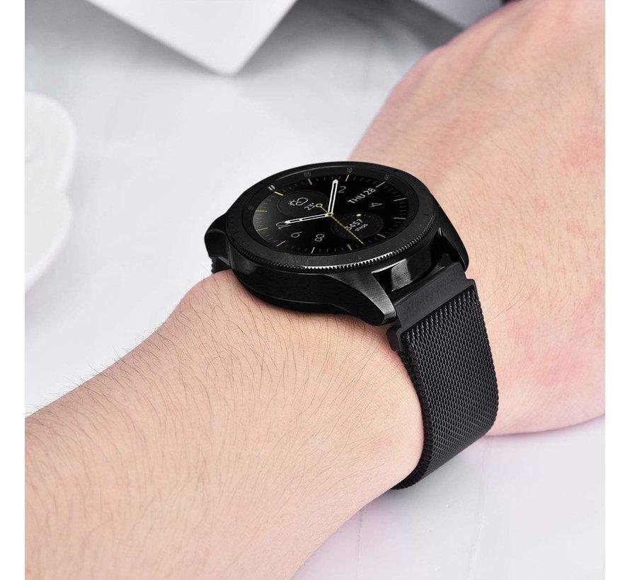 Samsung Galaxy Watch Milanese band 46mm (zwart)