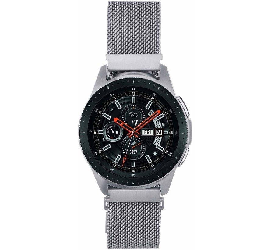 Samsung Galaxy Watch Milanese band 46mm (zilver)