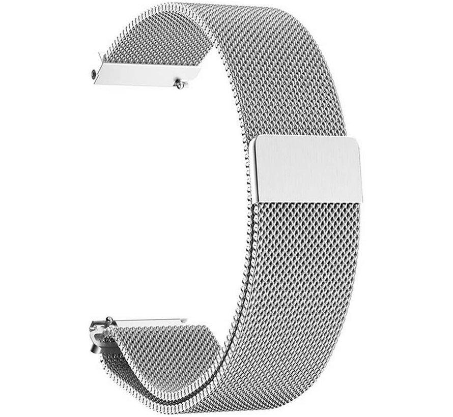 Huawei Watch GT Milanese band 46mm (zilver)