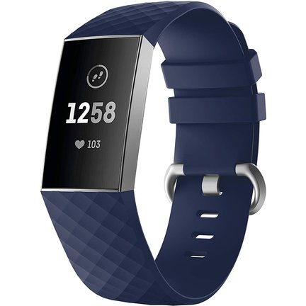 Fitbit Charge 4 sport bandjes