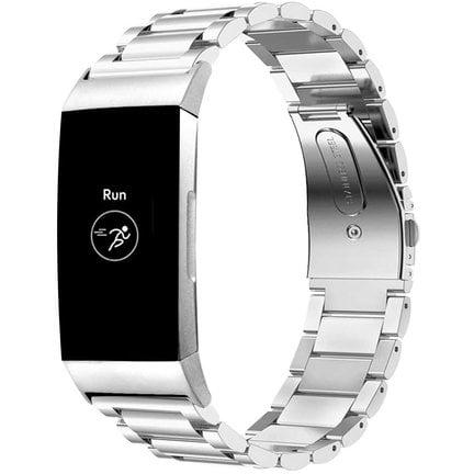 Fitbit Charge 4 stalen bandjes