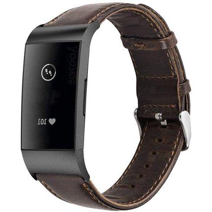 Fitbit Charge 4 leren bandjes