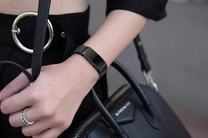 Fitbit Charge 4 milanese bandjes dames