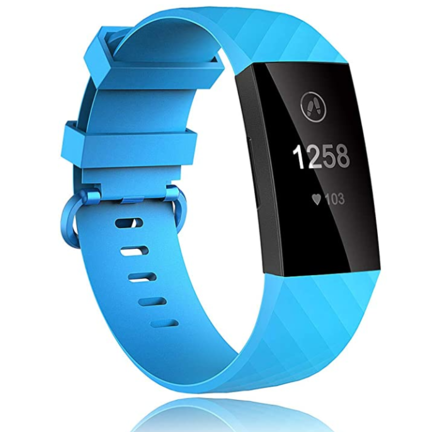 Fitbit Charge 3 sport bandjes