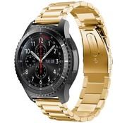Samsung Galaxy Watch stalen band 45mm / 46mm (goud)