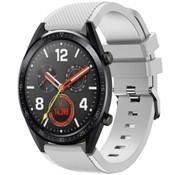 Huawei Watch GT siliconen bandje (wit)