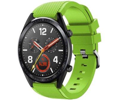 Huawei Watch GT siliconen bandje (groen)